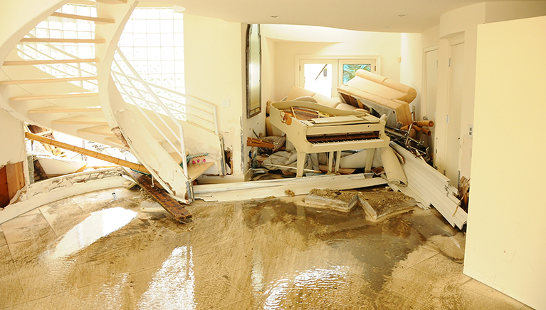 Water Damage Emergency Services