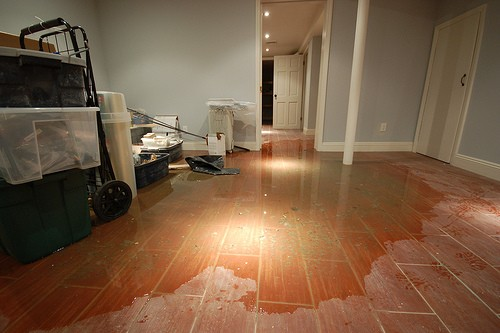 Water Damage Repairs in Orange County